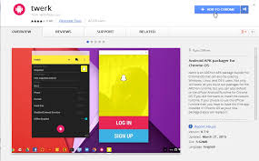 chrome android apk how to run android apps in the chrome browser on any pc running