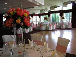 coral wedding table decorations coral wedding decorations to