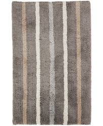 Macys Bath Rugs Closeout Hotel Collection 22 X 36 Contrast Stripe Rug Created