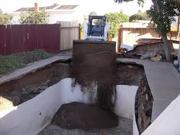 palo alto pool removal fill in and demolition 650 295 0661