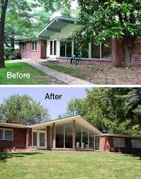 Ranch Style House Exterior Updating A 70 U0027s Ranch Home Google Search Updated Ranch