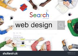 stock photo web design website homepage ideas programming concept