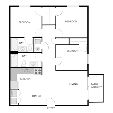 apartment floor plans with dimensions apartment floor plans colonial gardens apartments