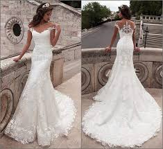 trumpet wedding dresses 50 chic wedding gowns styles ideas