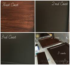 Java Stain Kitchen Cabinets by Transform Your Golden Oak Cabinets With Java Gel Stain