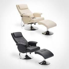 siege massant auchan fauteuil de et relaxation électrique chauffant pivotant