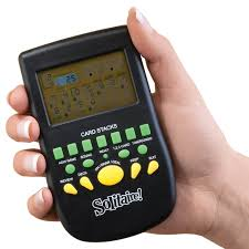 halloween solitaire background handheld solitaire solitaire handheld game miles kimball