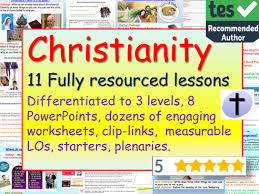 christianity the reformation by ec resources teaching resources