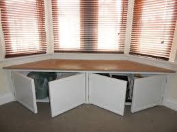 Bay Window Desk Bay Window Seats With Storage Daniel Adams Carpentry U0026 Joinery