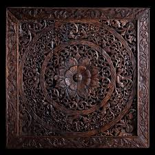 wood wall carvings fantastic wood carved wall decor antique balinese panel india