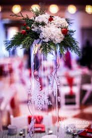 Christmas Centerpieces For Tables by Best 25 Snowflake Centerpieces Ideas On Pinterest Winter