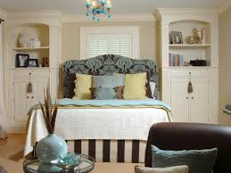 Expert Bedroom Storage Ideas HGTV - Storage designs for small bedrooms