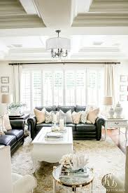 family room makeover with a well dressed home randi garrett design