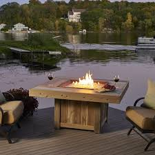 Firepit Gas Tank Pits Woodlanddirect Outdoor Fireplaces