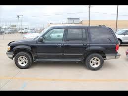 ford explore 1998 ford explorer 1998 black suv xlt gasoline 6 cylinders rear wheel