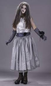 Dead Prom Queen Halloween Costume Witchy Witch