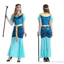 Girls Goddess Halloween Costume Halloween Cleopatra Greek Goddess Serve Arab Princess Dress