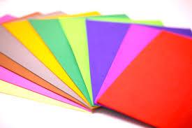 a4 funky foam sheets kids children craft multi colours u0026 size