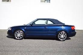 2003 Audi A4 Sedan For Sale 2003 Audi A4 Convertible 68k Miles 5495 Elite