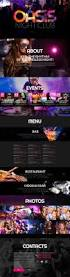 website templates night club google web fonts custom website