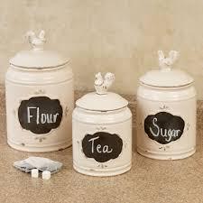 tuscan kitchen canister sets kitchen kitchen canister sets antique rooster chalkboard