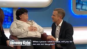 weave hair how in fife deaf got implant cochlear carol mother on jeremy kyle can t remember how many men fathered