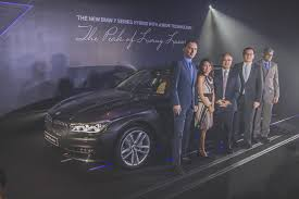 price of lexus suv in malaysia bmw group malaysia launches all new 740le xdrive starting from