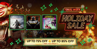 ps store holiday sale week 4 discounts ps4 ps3 and vita games