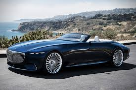 luxury mercedes maybach vision mercedes maybach 6 cabriolet hiconsumption