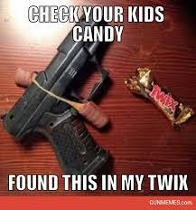 Happy Halloween Meme - happy halloween gun memes