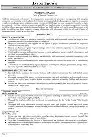 project manager cover letter best 10 project manager cover letter