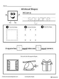 free worksheets teaching shapes worksheets free math