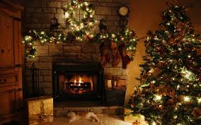 Fireplace Holiday Decorating Ideas Apartment Therapy Christmas Decor Christmas Table Settings Ideas