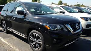 nissan pathfinder 2016 black 2017 black nissan pathfinder 4d sport utility 2791 youtube