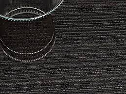 Chilewich Doormats Amazon Com Chilewich Skinny Stripe Doormat 18 By 28 Inch Steel
