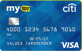 best buy credit card rewards financing