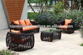 all weather poland style poly rattan garden treasure outdoor