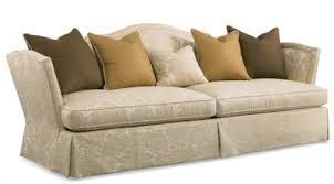 camel back sofa with skirt 4698 05 hickory white array from