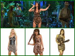 cavewoman halloween costumes katy perry snl roar halloween costume ideas jungle animal