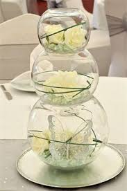 fish bowl centerpieces fairytale finishing touches wedding centre pieces