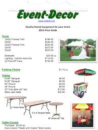 table and chair rental prices tent rentals party supplies tables chairs tiki bars coolers