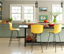 Ethan Allen Kitchen Island by Ethan Allen Bar Stools Kitchen Contemporary With Black Countertop