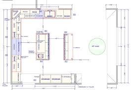 kitchen floor plans islands kitchen floor plans with islands interior design
