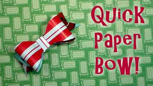 where to find wrapping paper bow made from leftover wrapping paper