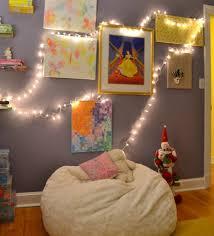 White Christmas Lights For Bedroom - astonishing hanging christmas lights in bedroom ideas best