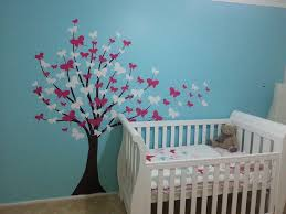 Tree Wall Decal For Nursery Shop Large Tree Wall Decal Baby Nursery Home