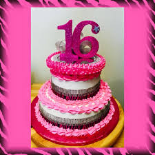sweet 16 cake nilda u0027s party creations