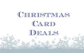 christmas card deals christmas card deals free to 40 coupon codes southern savers