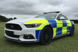 police car police ford mustangs could join the fleet of uk forces auto express