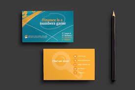 efinance business card template business card templates